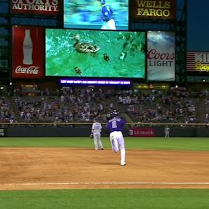 Tulo's two-run shot