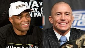 Dana White Confirms Anderson Silva vs. Georges St-Pierre Likely Next if GSP Wins at UFC 154