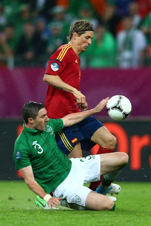 Spain v Ireland - Group C:&nbsp;&hellip;