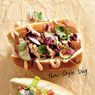 Thai-Style Dog
