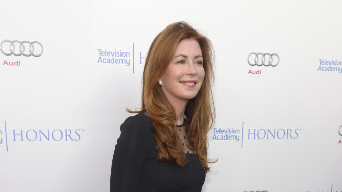 Dana Delany arrives at the 8th annual Television Academy Honors  at the Montage hotel on Wednesday, May 27, 2015, in Beverly Hills, Calif. (Photo by Phil McCarten/Invision for the Television Academy/AP Images)