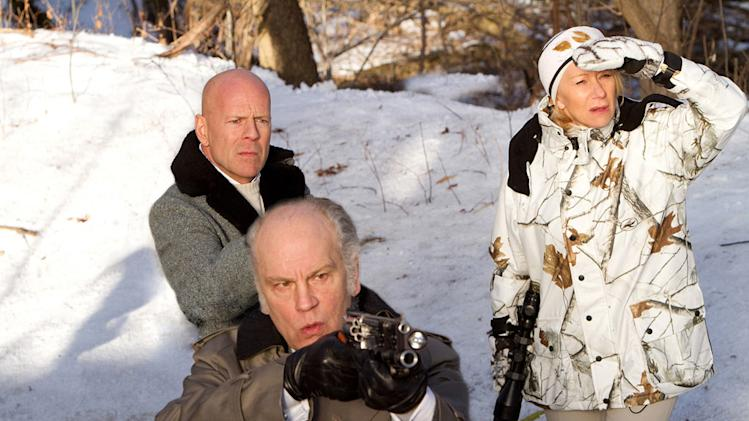 Red Stills Summit Entertainment 2010 Bruce Willis John Malkovich Helen Mirren