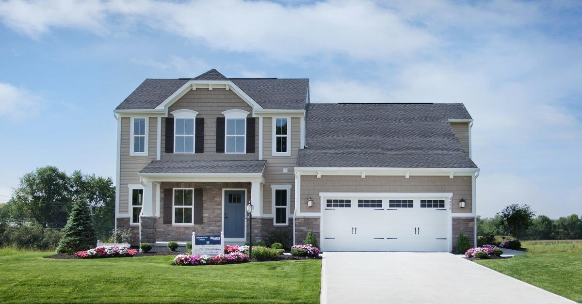 Check Out the Ryan Homes in the Richmond Area!