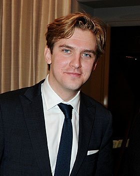 'Downton Abbey' star Dan Stevens …