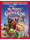 The Muppet Christmas Carol Box Art