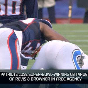 New England Patriots offseason makeover