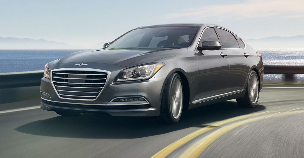 A High Performance Affordable Luxury Sedan