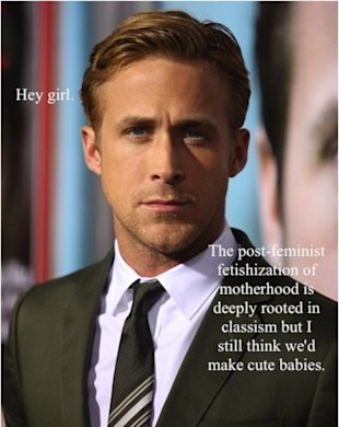 Hey Girl ... for feminist moms