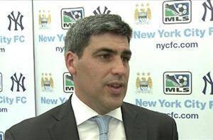 Reyna: New York City wants to name first manager by early 2014