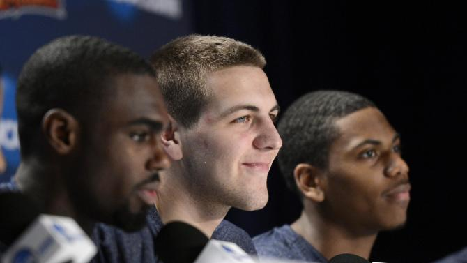 NCAA Basketball: NCAA Tournament-Michigan Press Conferences
