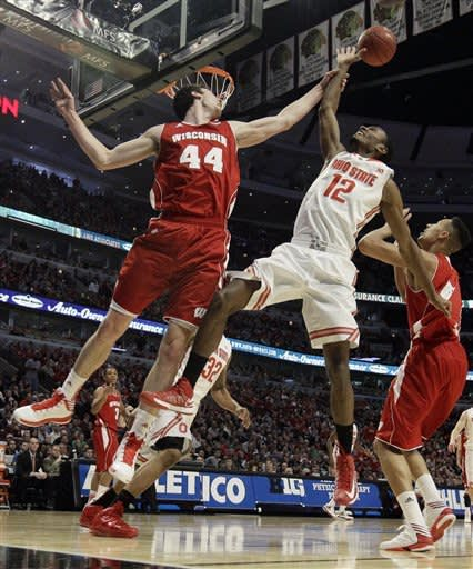 Ohio State beats Wisconsin for B10 title