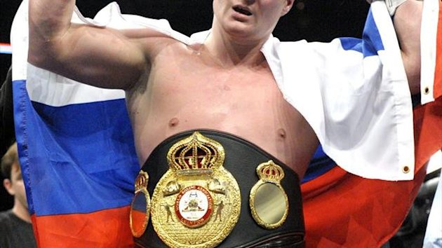 Povetkin: A real heavyweight hope?