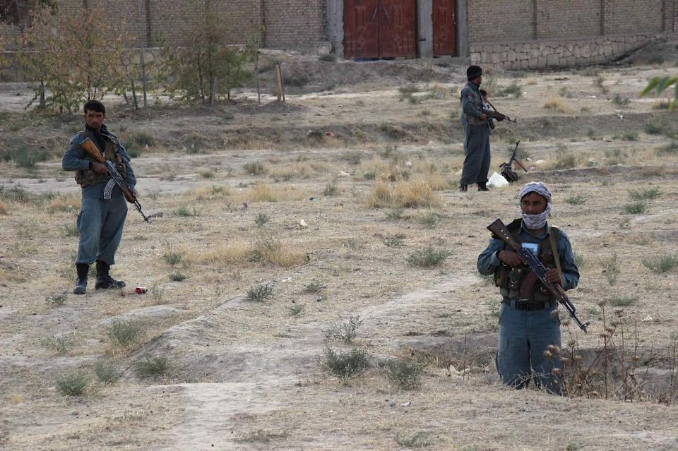 NATO forces bolster Afghan troops against Taliban in Kunduz