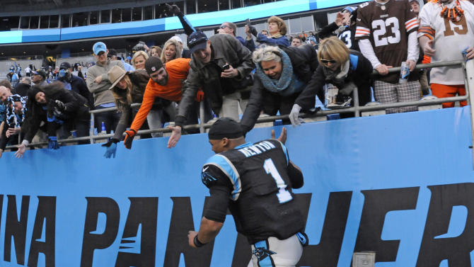 Another strong December has Panthers on playoff doorstep