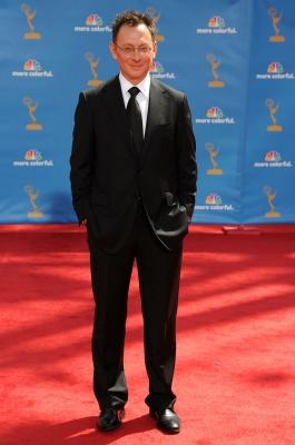 Michael Emerson arrives at the 62nd Annual Primetime Emmy Awards held at the Nokia Theatre L.A. Live in Los Angeles on August 29, 2010 -- Getty Images