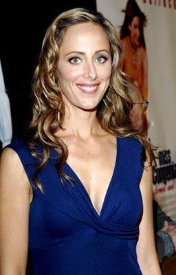 Premiere: Kim Raver at the Hollywood premiere of Warner Bros. Pictures' Miss Congeniality 2: Armed and Fabulous - 3/23/2005