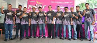 Tim Power F Speed Offroad