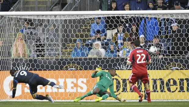 Philadelphia Union's Jack McInerney wants to prove himself against LA Galaxy stars Donovan, Keane