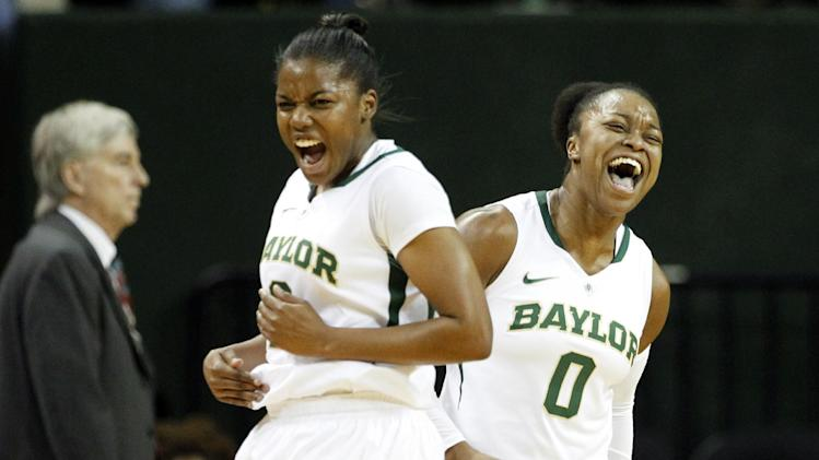 Sims 33 points, No. 9 Baylor women beat Rice 79-46