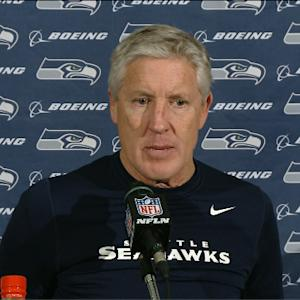 Pete Carroll postgame press conference