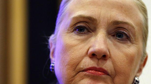 Yes, Hillary Clinton Is Running the State Department from Her Hospital Bed