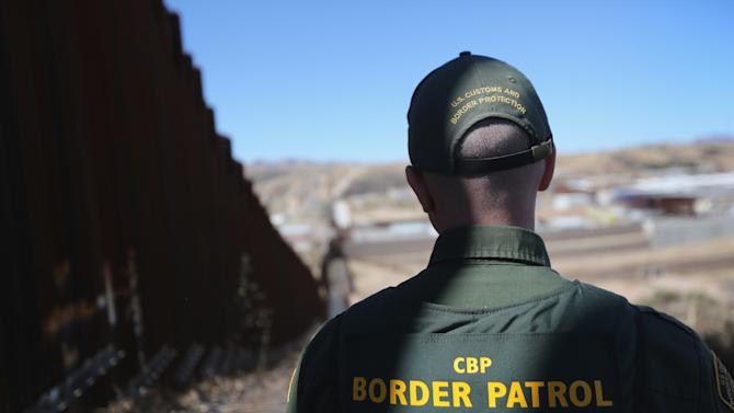 Homeland Security Agencies Work To Secure U.S.-Mexico Border In Arizona