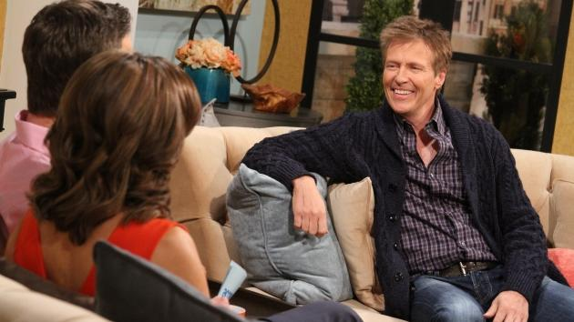 Jack Wagner visits Access Hollywood Live, Burbank, Calif., Feb. 5, 2013  -- Access Hollywood
