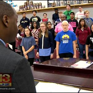 Md. Teacher Nominated For Grammy Music Educator Of The Year