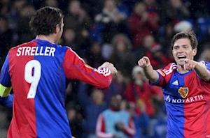 Salzburg 1-2 Basel (1-2 Agg.): Streller and Sauro send Swiss through in thrilling tie