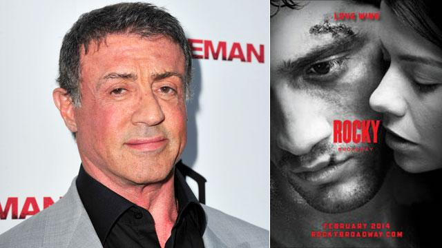 Sylvester Stallone Brings 'Rocky' to Broadway