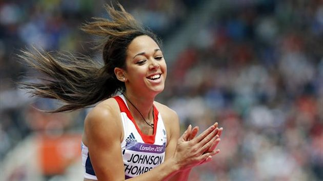 Katarina Johnson-Thompson (Reuters)