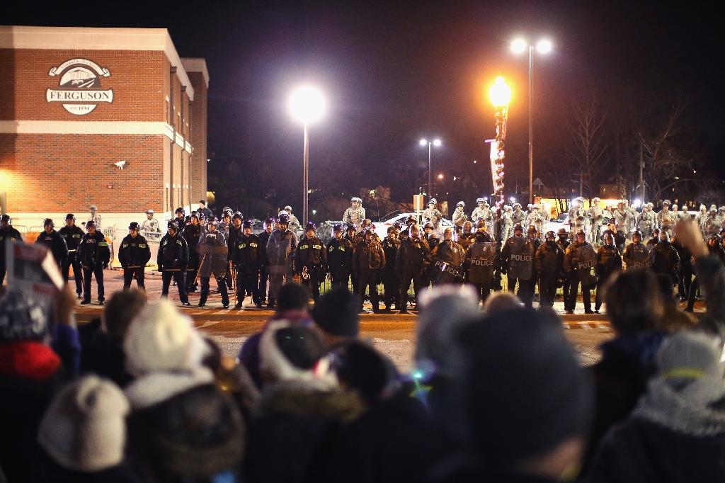 Journalists file US lawsuit against Ferguson police
