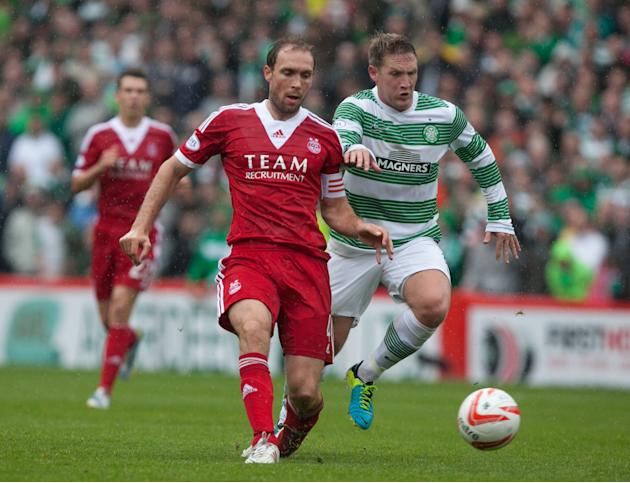 Soccer - Scottish Premiership - Aberdeen v Celtic - Pittodrie Stadium
