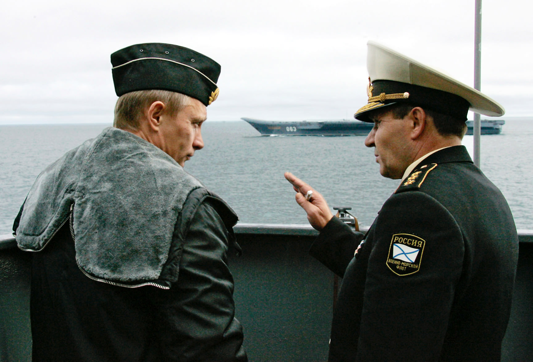 US Coast Guard chief: We are 'not even in the same league as Russia' in the Arctic