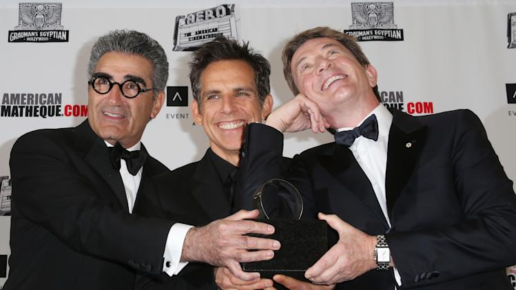 26th American Cinematheque Award Honoring Ben Stiller - Photo Op