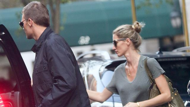 Tom Brady and Gisele Bundchen 'Going Through a Rocky Point,' But Still 'Very Much in Love'