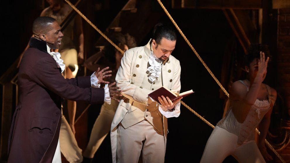 Tony Award Nominations 2016: 'Hamilton' Breaks Record