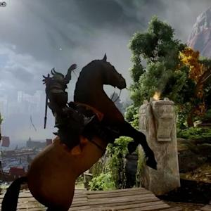 Dragon Age: Inquisition Gameplay Series - E3 Demo Part One: The Hinterlands