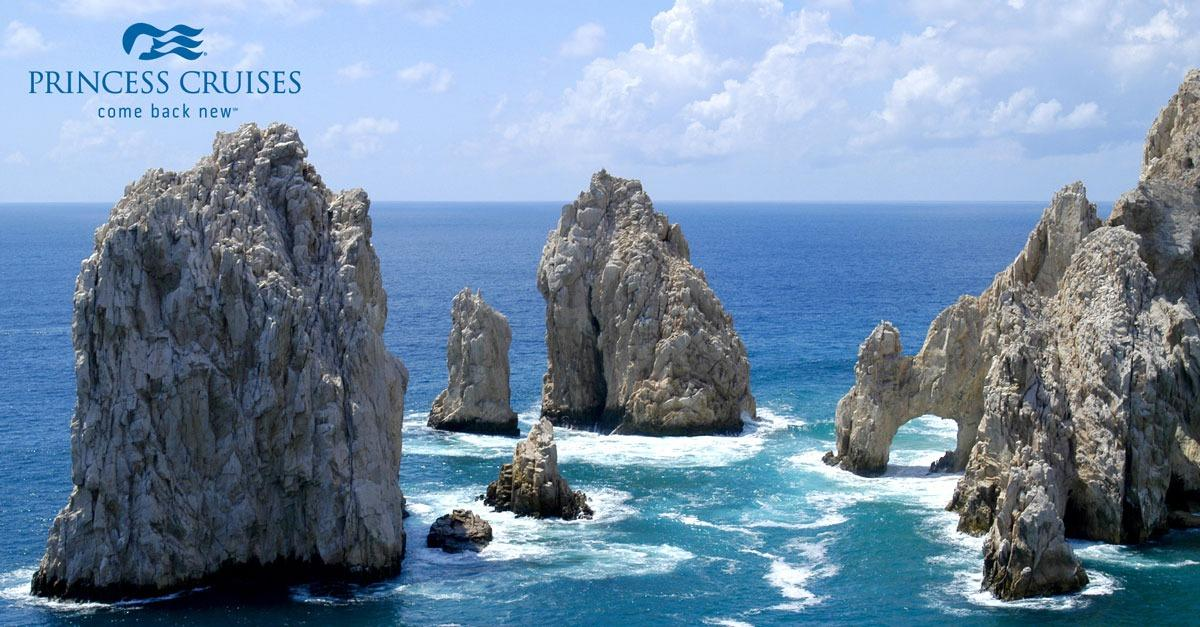 Get Away to Mexico with Princess Cruises