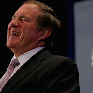 Bill Belichick Is Tired Of Talking About #DeflateGate