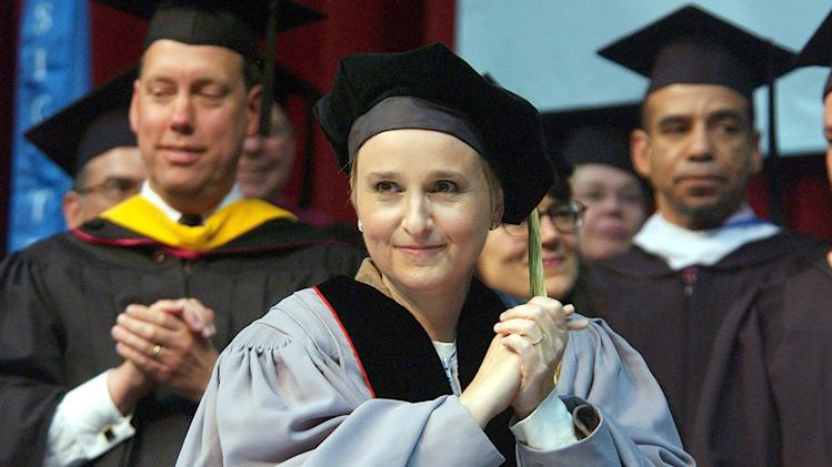 Melissa Etheridge Speaks at Berklee College of Music Commencement