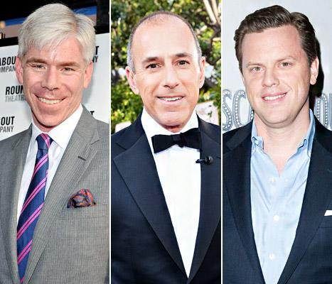 Matt Lauer to Be Replaced on TODAY Show?