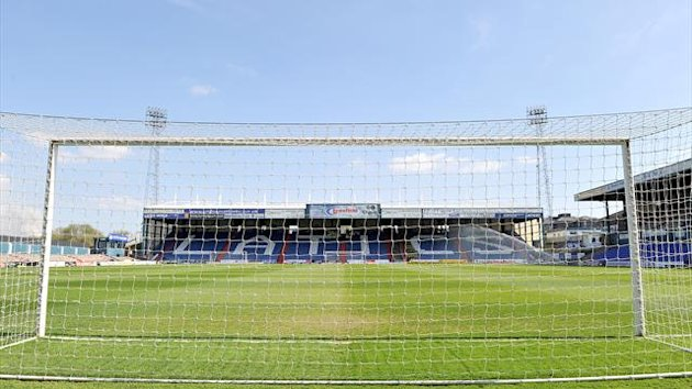 Boundary Park, Oldham (PA Photos)