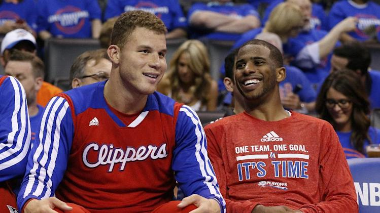 Clippers crush Thunder in Game 1 romp as Chris Paul asserts his…