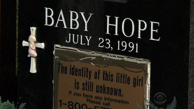 """""""Baby Hope"""" breakthrough: NYPD identify mother"""