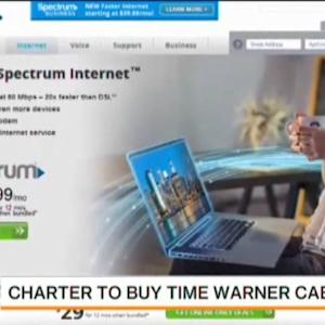 Charter Secures $55B Purchase of Time Warner Cable