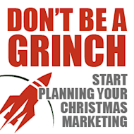 Don't be a Grinch! Start Planning Your Christmas Marketing… image christmas marketing