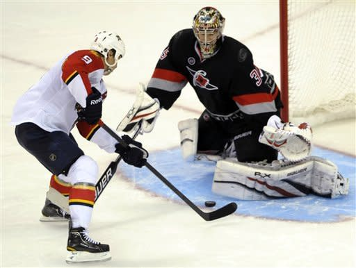 Weiss' SO goal completes Panthers' comeback