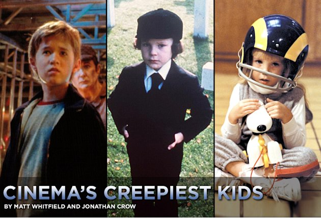 Cinema's Creepiest kids
