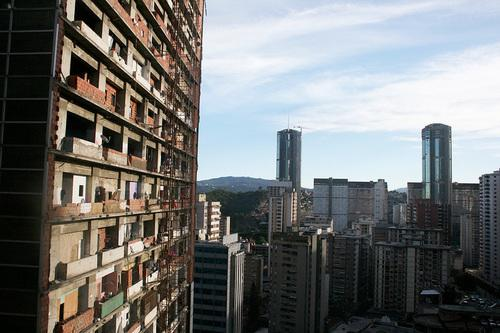 Recommended Reading: Venezuela's Notorious Tower; Hours in Tel Aviv's Bus Station